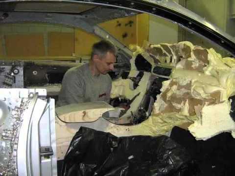 A tranforma o de um carro the transformation of a car for Deco interieur voiture