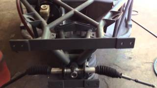 Kenyan made buggy at Heino Auto Works
