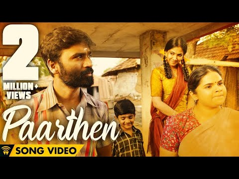 The Youth of Power Paandi - Paarthen (Song...