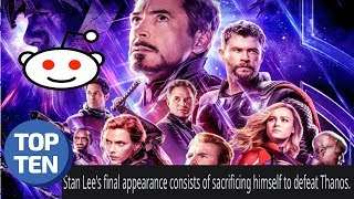 25 Craziest Avengers: Endgame Theories | r/AskReddit | |Top Ten Daily daily