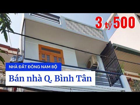 Chính chủ bán nhà quận Bình Tân dưới 4 tỷ, hẻm 5m đường số 14, Bình Hưng Hòa A