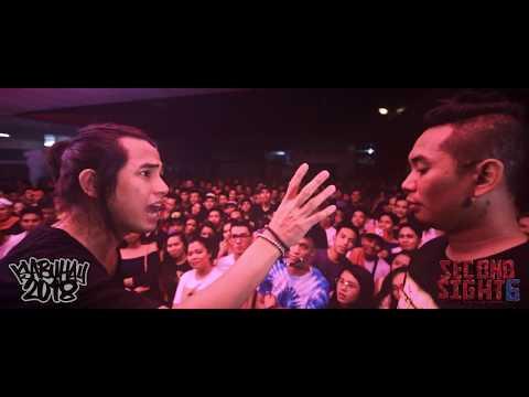 FlipTop - Abra vs Poison13 @ Isabuhay 2018