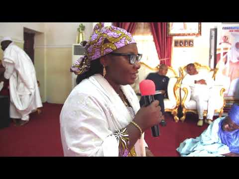INITIATIVE FOR THE PREVENTION OF MALARIA (IPM) INDUCTS EMIR OF ZAZZAU AS HER FIRST GRAND PATRON