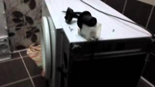 Замена водяной помпы стиральной машины LG(, 2016-02-28T16:14:36.000Z)
