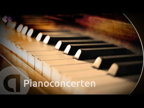 5 Great Piano Concertos - Beethoven, Rachmaninoff, Tchaikovsky, Liszt, Saint-Saens - Live