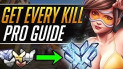 The ONLY TRACER Guide You Will EVER Need to RANK UP - Grandmaster Tips and Tricks - Overwatch Guide