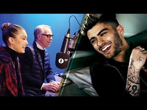 LOL! Gigi Hadid IMPERSONATES Zayn Malik's Accent During Radio Interview