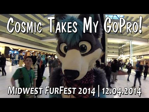 MFF: Cosmic Takes My GoPro!