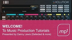 Music Production Tutorials Youtube