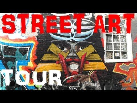Amsterdam Street Art Tour