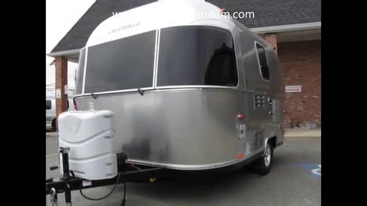 2013 Airstream Sport 16 Bambi Small Camping RV Trailer ...