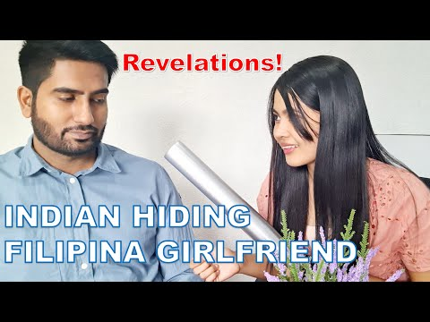 Download INDIAN HIDING HIS FILIPINA GIRLFRIEND // REVELATIONS // FILIPINO INDIAN VLOGGER