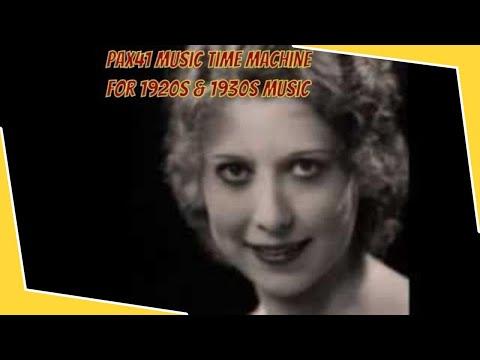 Sweet Sounds of 1930s Jazz Music Era   @Pax41