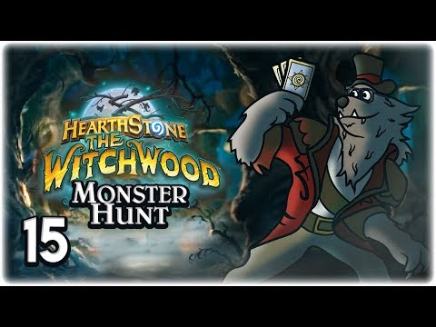 Commander Cannoneer | Part 15 | Let's Play: Hearthstone: Monster Hunt | Witchwood Gameplay