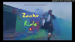 "Gambar cover ""Zanku Ride"" Afrodance Instrumental | Zlatan x Mr. Real x Lil Kesh Type Beat"