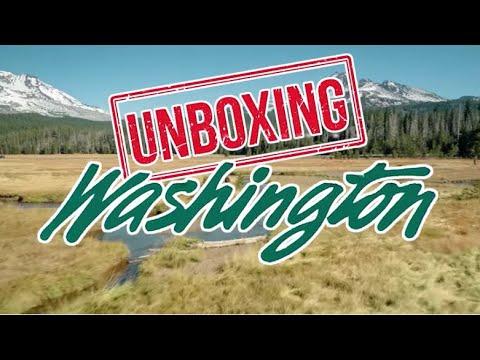 Unboxing WASHINGTON: What It's Like LIVING In WASHINGTON