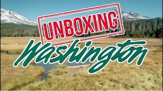 Unboxing WASHINGTON: What it's like LIVING in WASHINGTON