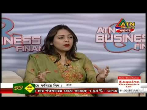 The Progress of Online Food Business - ATN Business & Finance LIVE