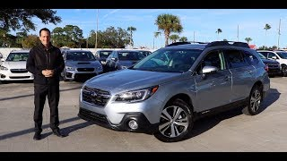 Is the 2019 Subaru Outback 3.6R an SUV or the PERFECT Wagon?