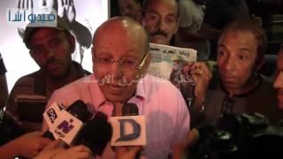 بالفيديو : الإذاعي إمام عمر : خان رجل أحب مصر وأحب السينما