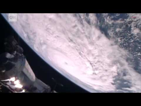 Watch Tropical Cyclone Debbie Intensify From Space
