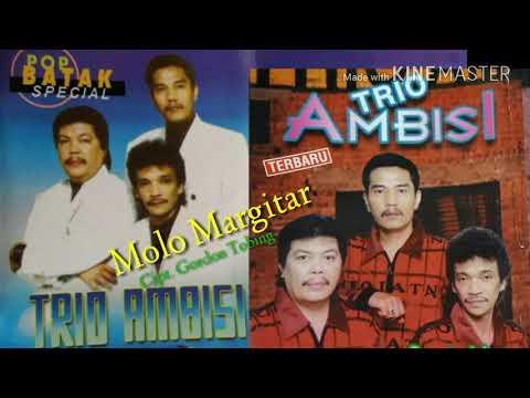 Molo Margitar ~ Trio Ambisi [Lagu Batak Nostalgia, Lagu Batak Populer]