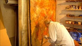 French Artist Pamphyle Entre Ces Murs@ New Gallery on old Bailey film.wmv