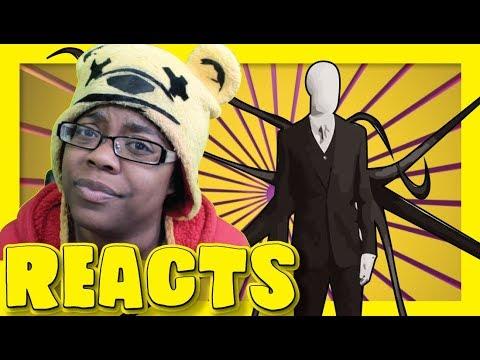 I AIN'T SEEING SLENDER MAN MOVIE | Trailer Reaction