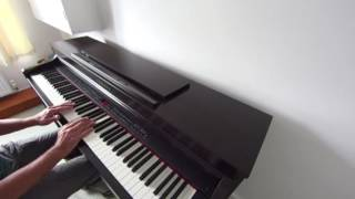 Bat For Lashes - If I Knew. Piano