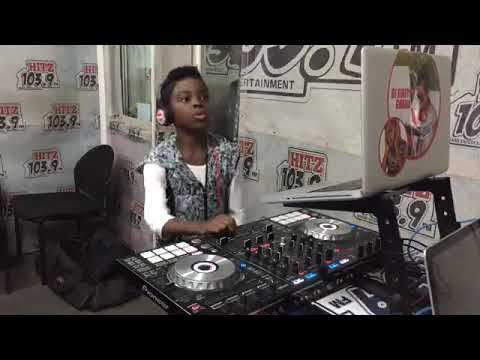 The Youngest DJ in Ghana warms up for Ghana DJ Award