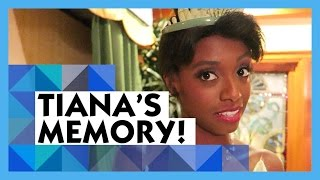 Princess Tiana has the BEST memory!