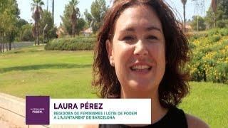 Ajuntament obert: Laura Pérez, regidora de Barcelona