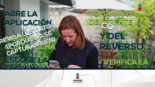 Margarita Zavala se burló de lo lenta que es la aplicación del INE | Noticias con Ciro