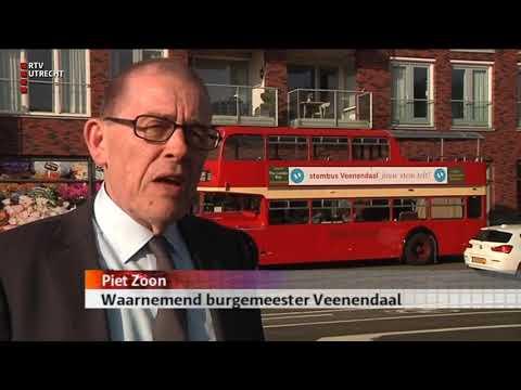 Verkiezingskoorts in Amersfoort, Veenendaal en Zeist [RTV Utrecht]