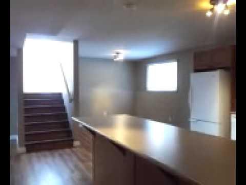 3 Bedroom Basement Suite For Rent In Dawson Creek Youtube