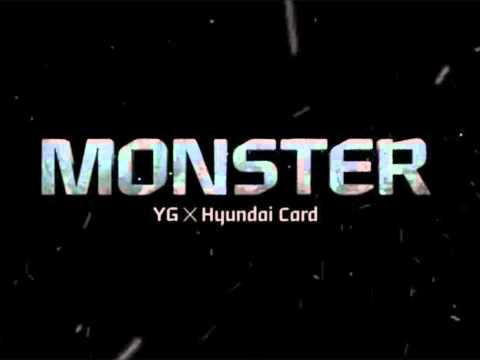 Monster - Big Bang [Full Audio]
