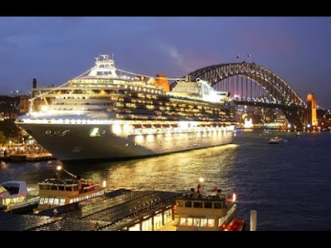 Princess Cruises Ships - Dawn Princess|  Sea Princess | Sun Princess