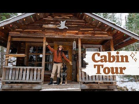 Cozy Cabin Tour