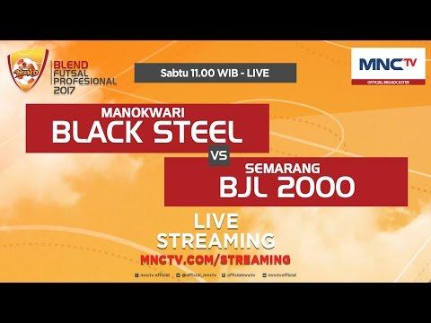 Black Steel VS BJL 2000 (FT : 5-6) - Blend Futsal Profesional 2017