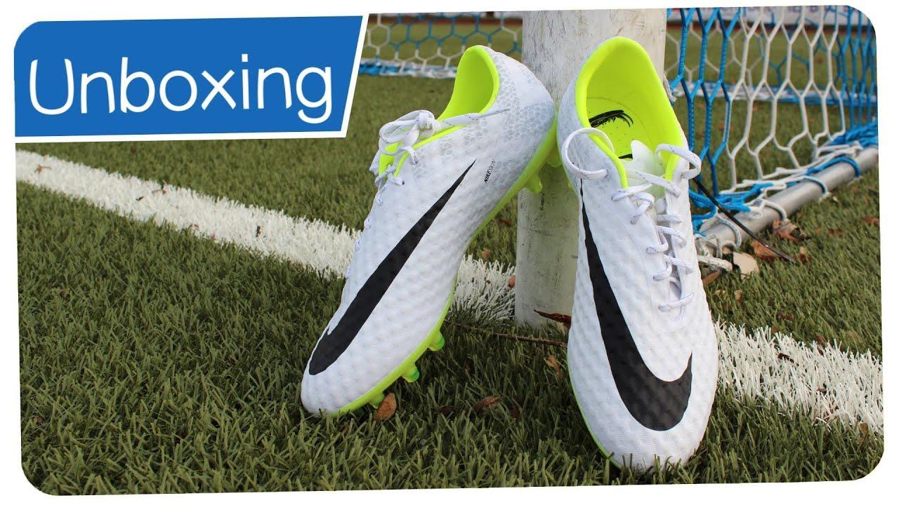 cb7868f00 Nike Hypervenom Phantom FG Reflective Pack - LEWANDOWSKI Boots - Unboxing