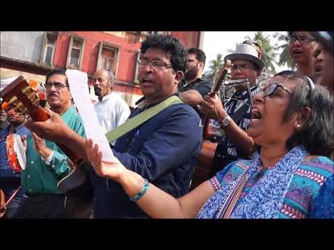 Save Mhadei Save Goa Musical Protest @ Panjim