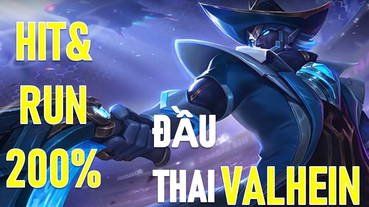 Phong cách Hot Valhein chuyển sinh – Hít and Run 200% tốc đánh