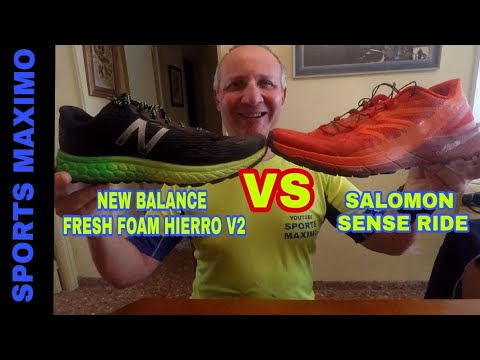 Y Balance Salomon Foam Hierro New Running Fresh V2 Trail comparativa F8Rqx7