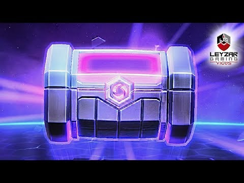 Heroes of the Storm - Ani gathered 60-ish Loot Chests (HotS Loot Chest Opening)