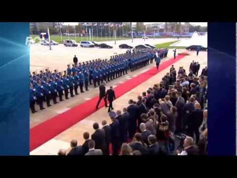 Putin paradirao Beogradom