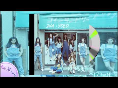 [AUDIO/MP3] DIA -나랑 사귈래 (Will You Go Out With Me)