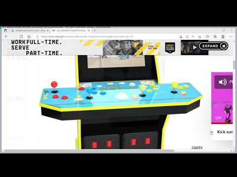 Arcade1up Simpsons Can it be modified and how? from Retro Lizard