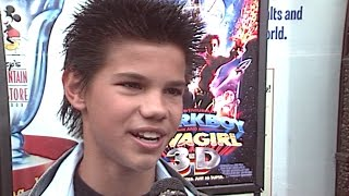 'The Adventures of Sharkboy and Lavagirl' Premiere