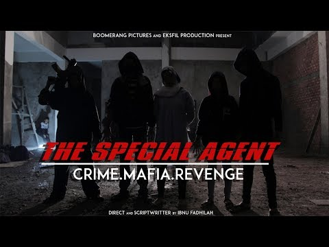 THE SPECIAL AGENT SHORT MOVIE
