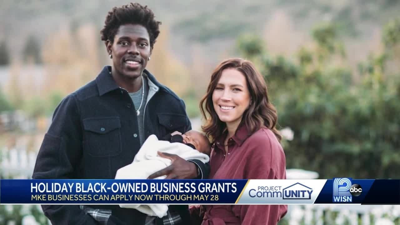 Jrue Holiday's foundation supports Milwaukee Black-owned ...